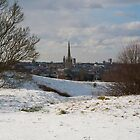 Winter snow in Norwich by BizziLizzy