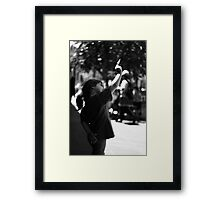 Prelude ... Framed Print