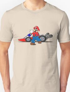 Mario Kart - Speed Racer T-Shirt