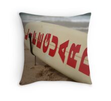 Lifesaver...one flavour only Throw Pillow