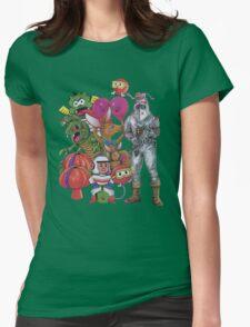 Classic Retro Atari Characters T-Shirt Womens T-Shirt