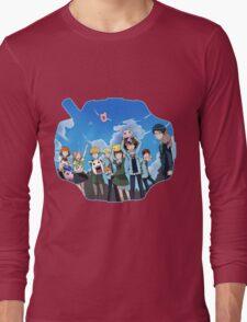 Digimon Tri Long Sleeve T-Shirt