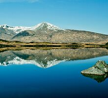 Lochan Na H-Achlaise by Stuart Blance