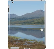 Boats at Rest iPad Case/Skin