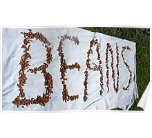 Beans.... Poster