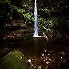 Linda Falls, Katoomba by Adriana Glackin