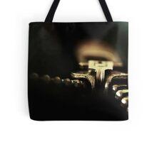 You decide... Up or Down? Tote Bag
