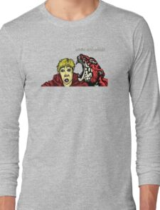 Calvin & Hobbes Grown Up Long Sleeve T-Shirt