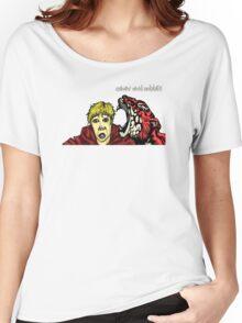 Calvin & Hobbes Grown Up Women's Relaxed Fit T-Shirt