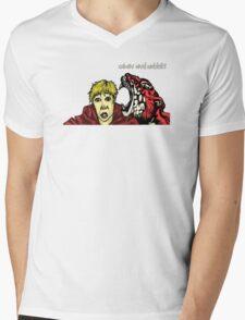 Calvin & Hobbes Grown Up Mens V-Neck T-Shirt