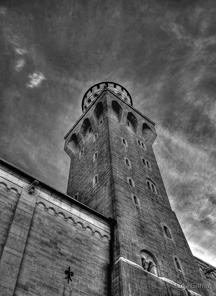 Knight's Tower II by Luke Griffin