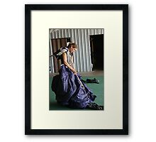 Fascinating To Watch Framed Print