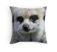 Meer Cat Throw Pillow