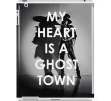 Adam Lambert My Heart Is A Ghost Town iPad Case/Skin
