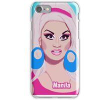 Manila Luzon Rupaul's Drag Race iPhone Case/Skin