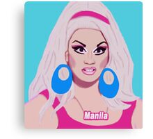 Manila Luzon Rupaul's Drag Race Canvas Print