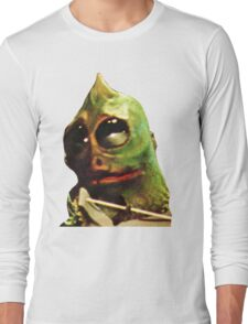 Land Of The Lost Sleestak T-Shirt Long Sleeve T-Shirt