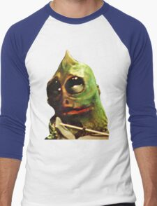 Land Of The Lost Sleestak T-Shirt Men's Baseball ¾ T-Shirt