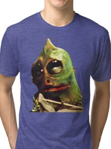 Land Of The Lost Sleestak T-Shirt Tri-blend T-Shirt