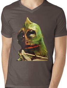 Land Of The Lost Sleestak T-Shirt Mens V-Neck T-Shirt