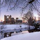 Elgin Cathedral by KitDowney
