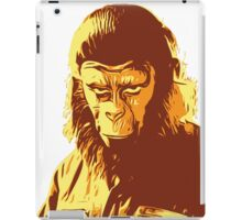 Planet Of The Apes T-Shirt iPad Case/Skin