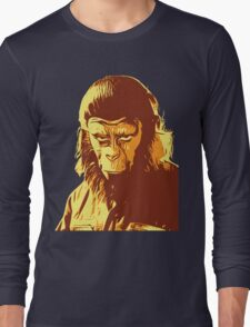 Planet Of The Apes T-Shirt Long Sleeve T-Shirt