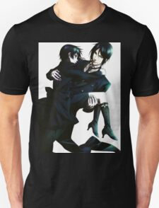 Black Butler - Sebastian and Ciel Unisex T-Shirt