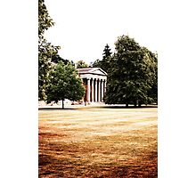 Downing College, Cambridge Photographic Print