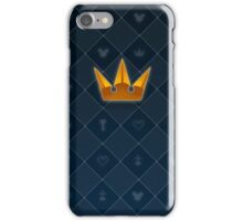 Kingdom Hearts CROWN iPhone Case/Skin