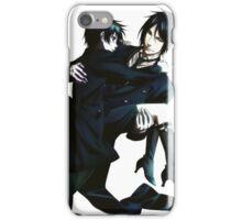 Black Butler - Sebastian and Ciel iPhone Case/Skin