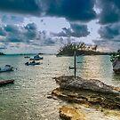 Baileys Bay inlet..Bermuda.. by buddybetsy