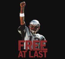 Tom Brady: Free At Last! One Piece - Short Sleeve