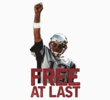 Tom Brady: Free At Last! One Piece - Short Sleeve