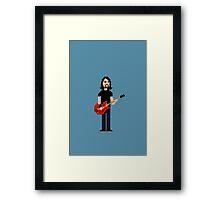 David E G Framed Print