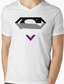 Super Ace 2 Mens V-Neck T-Shirt