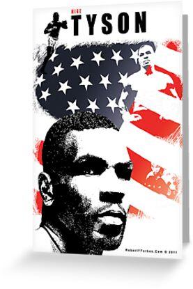 Mike Tyson by celebrityart