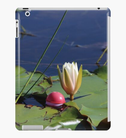 A Lily and Bobber iPad Case/Skin