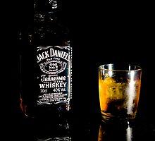 Jack Daniels Time by Mark Huddlestone