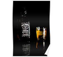 Jack Daniels Time Poster