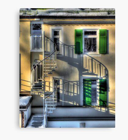 Tuscany in Deutschland Canvas Print