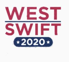 Kanye West for President & Taylor Swift for Vice President One Piece - Long Sleeve