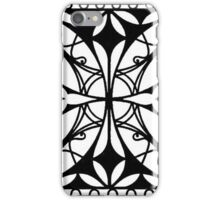 Iron grille design, 1912 iPhone Case/Skin