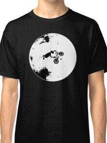 ET Extraterrestrial Moon BMX Trick Classic T-Shirt
