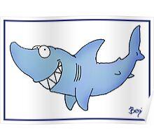 Le Shark  Poster