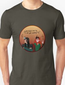 Melkor and sauron lost a ring T-Shirt