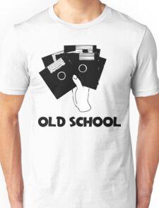 Retro Old School Floppy Disk Unisex T-Shirt