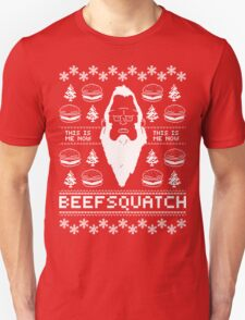 Ugly Holiday - Beefsquatch T-Shirt