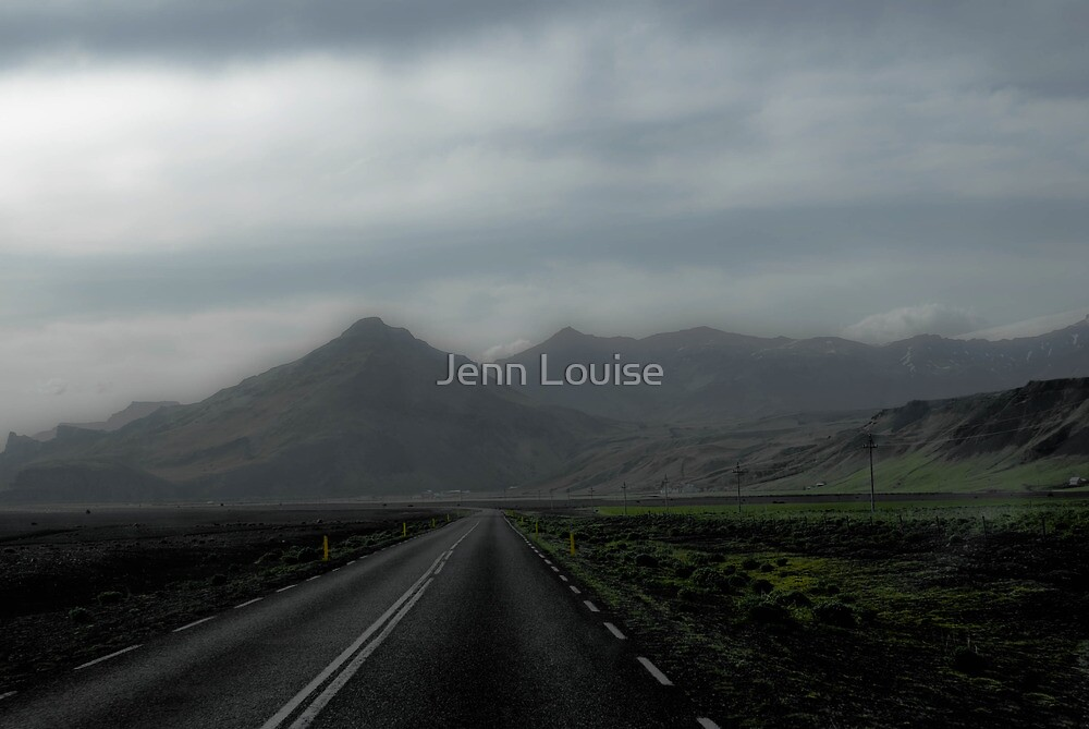 The Mountain Road by Jenn Louise