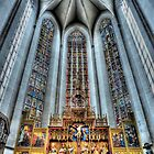 St. James Cathedral, Rothenburg ob der Tauber. by Luke Griffin